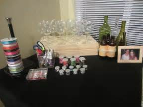 wine glass decorating ideas wine tasting diy inspired