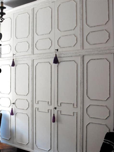 come restaurare un armadio restyling trasformare un vecchio armadio in un arredo