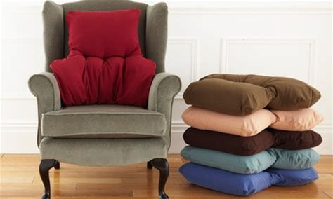 Recliner Back Support Cushion by Back Support Cushion Groupon Goods
