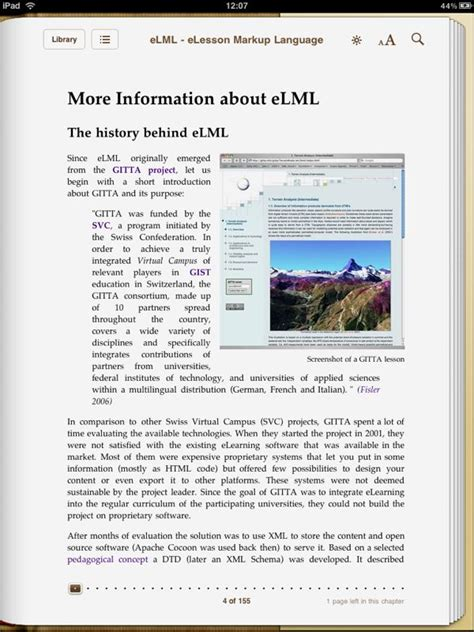 ebook picture format creating ebooks with elml using epub format