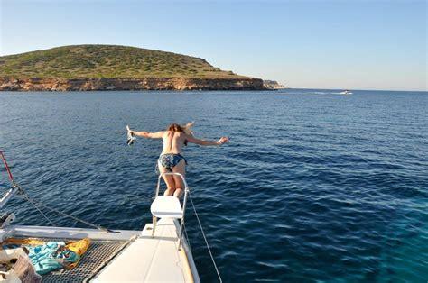 conejera velero excursion barco ibiza formentera en velero catamaran o