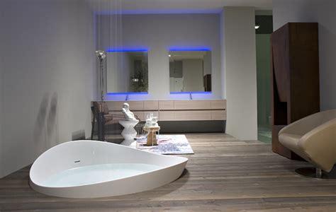 recessed bathtubs dune semi recessed bathtub by antonio lupi ambient