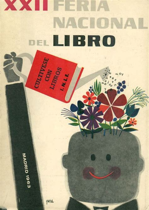 libro espana en 1000 carteles 45 best images about feria del libro on