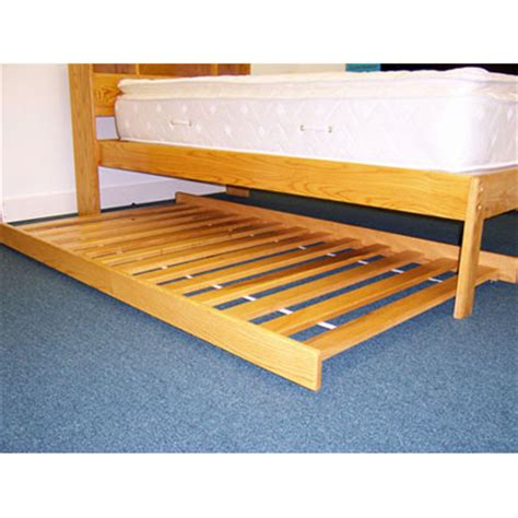 Bed Works by Bed Works Trundle Bed