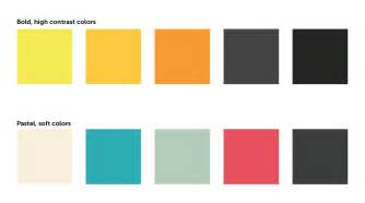 Best Material Color Combination by How To Choose The Best Colors For Your Presentations