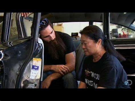 fast and loud upholstery lady great deal from the dragon lady fast n loud youtube