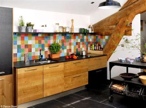 carrelage multicolore recherche cuisines