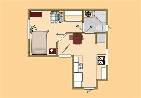 Micro Floor Plans by Small House Floor Plans Cozy Home Plans