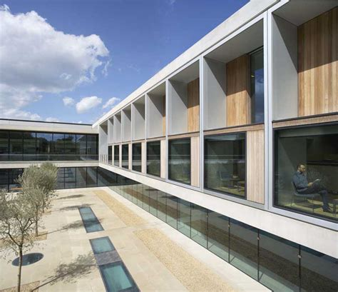 arch lab architects sainsbury laboratory cambridge building e architect