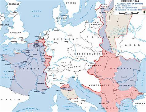 map  europe