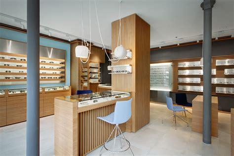 bizarrguide dominas studios shops und mehr thomas opticien optical shop by pisi design studio paris shop einrichtung