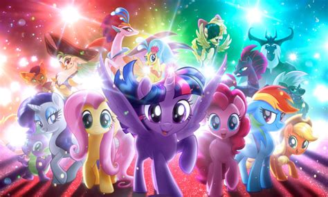 film anak my little pony review my little pony the movie sajian memuaskan bagi