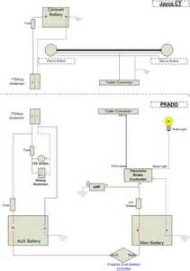 prado wiring check