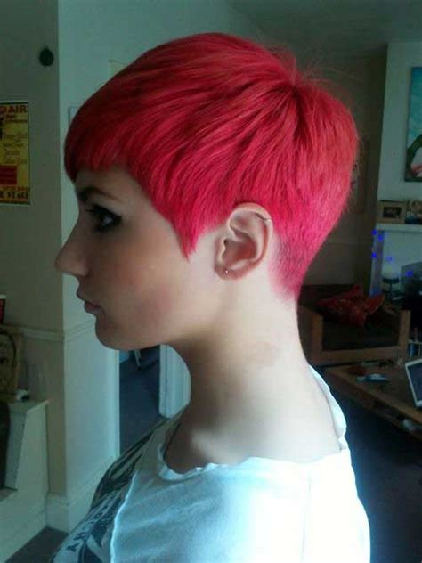 women hair cutting instructions sideburns 15 pixie cuts pink pixie cut 2015