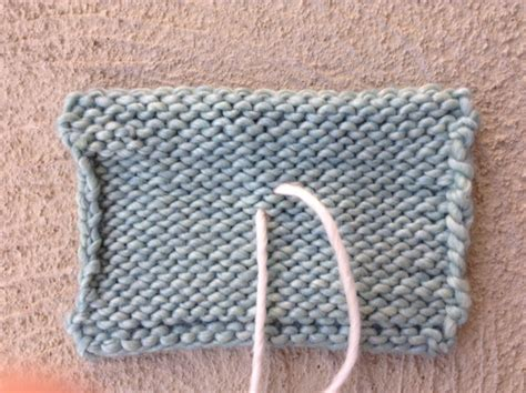 weaving in ends knitting success weaving in ends a step by step tutorial