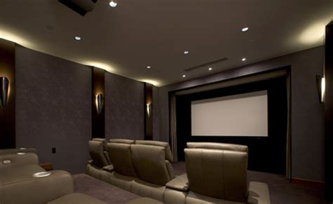 home cinema lighting design home theater lighting placement 187 design and ideas