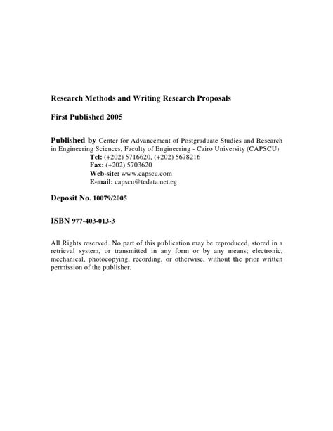 research concept paper sle of concept paper for research