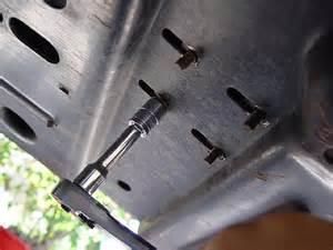 Jeep Tj Transmission Mount Jeep Tj Transfer Skid Plate Drop Vibe Fix