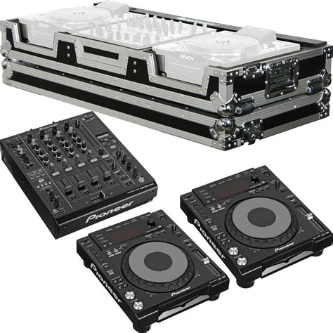 pioneer decks and mixer pioneer djm 900nexus mixer kit with two cdj 850 digital dj b h