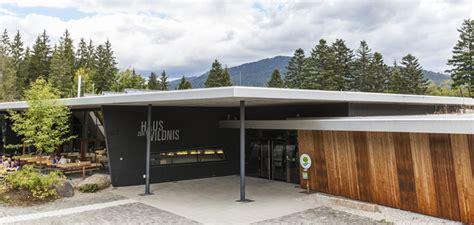 Haus Zur Wildnis by Nationalpark Bw Vom Umstrittenen Quot Betonbunker Quot Zum