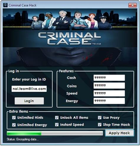 download game criminal case mod unlimited criminal case hack unlimited cash coins hacksnations