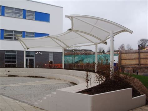 Canopy Meaning In Introducing Tensile Fabric Into Your School Architen