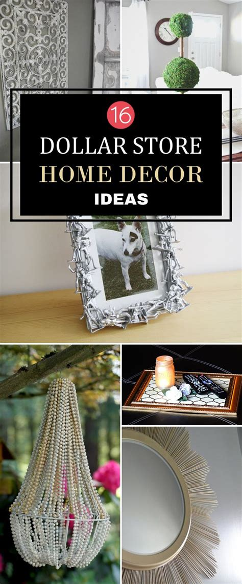 best 25 dollar store decorating ideas on