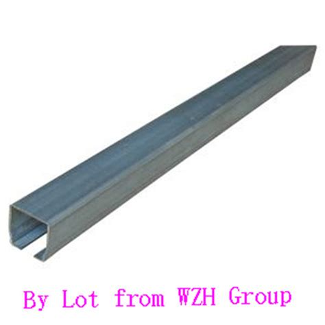 low price galvanized steel c channel c type steel c beam