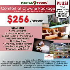 mango tours baler costa pacifica raintree resort