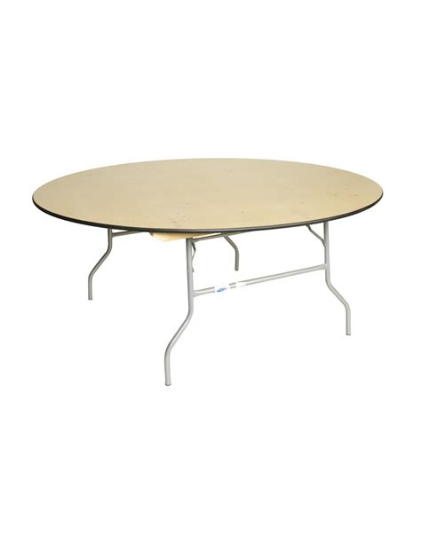 72 inch folding table 72 inch wood folding table vinyl edging