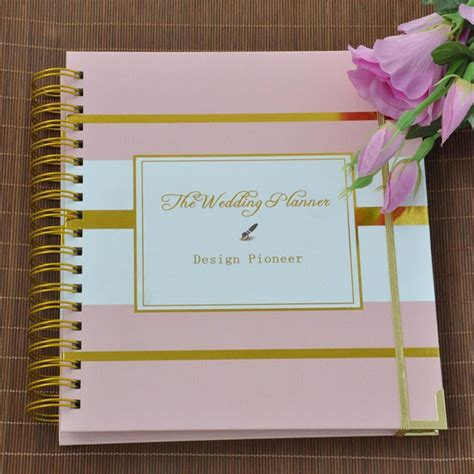Wedding Planner Book by Get Cheap Wedding Planner Book Aliexpress