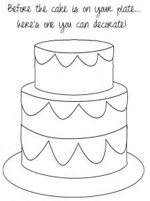 coloring books for wedding wedding cake coloring pages