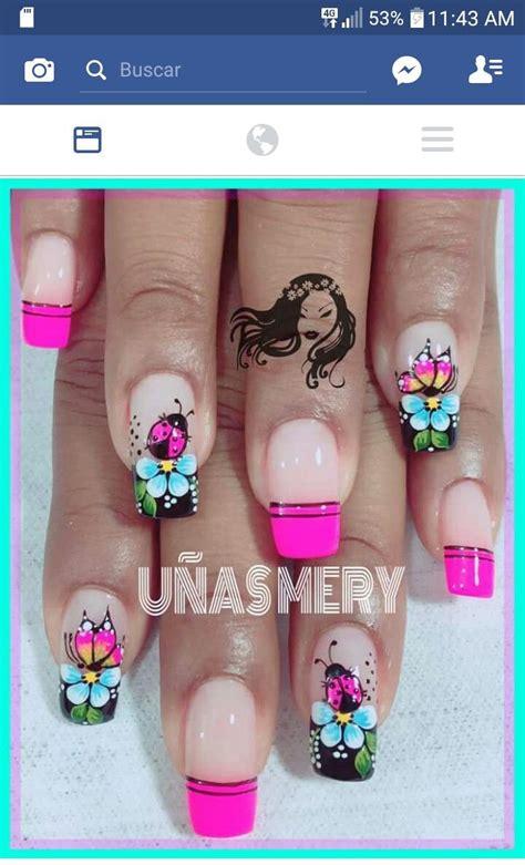 fotos de uñas decoradas con flores y mariposas m 225 s de 25 ideas incre 237 bles sobre dise 241 os de u 241 as mariposas