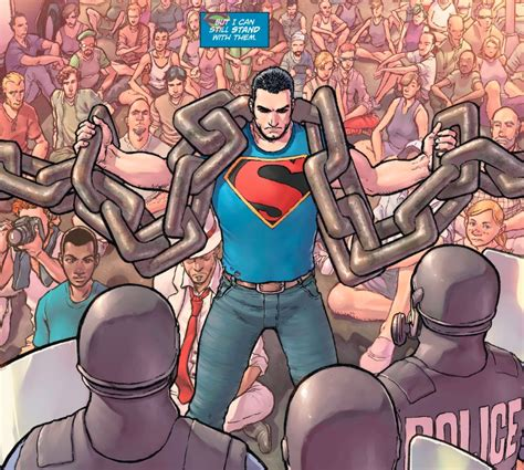 cops armed in riot gear arrive at walmart quot it s disgraceful quot outraged at new superman comic