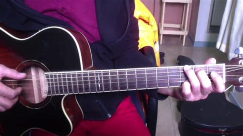 tutorial i love you guitar i always love you michael johnson tutorial for solo guitar
