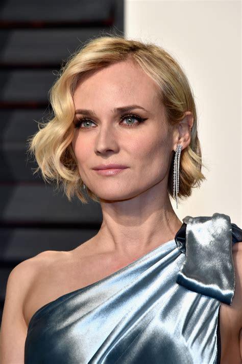 Diane Kruger Hairstyles by Diane Kruger Photos Photos 2017 Vanity Fair Oscar