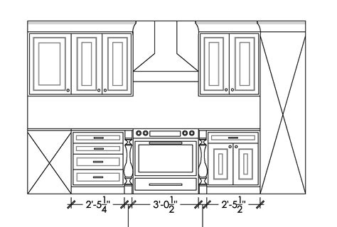 layout of satellite kitchen the section of kitchen organization chart download