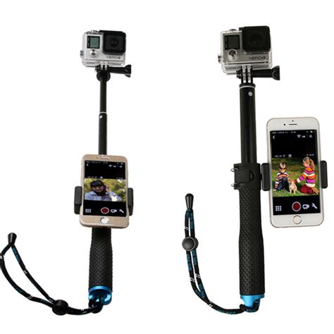 Tongsis Holder cl smartphone universal untuk tongsis black