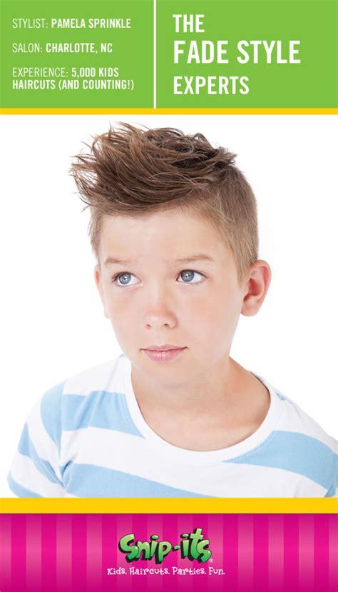 Kids Haircuts Charlotte