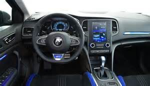 Renault Megane Interior 2016 Renault Megane Price