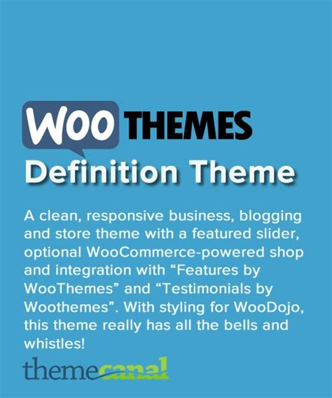 theme by definition woothemes definition theme for just 5