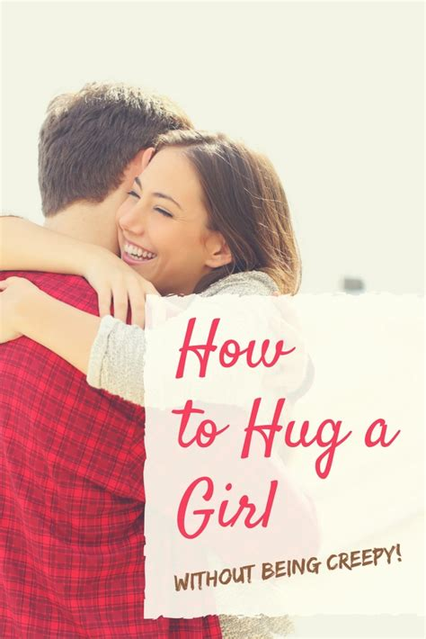 Hot to hug a girl