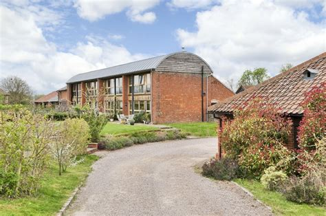 Courtyard Plans 3 bedroom barn conversion for sale in eastnor view dymock