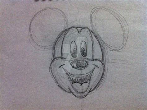 doodle mickey mouse doodle 13 mickey mouse by divinecomics on deviantart