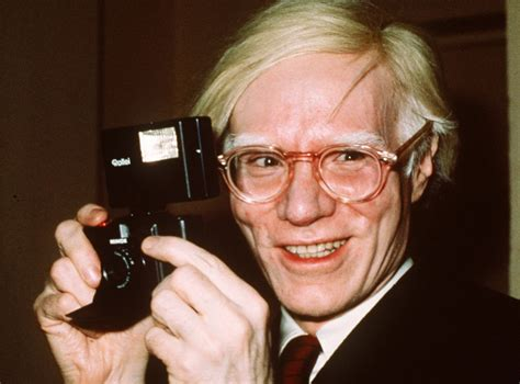 Andy Warhol by Andy Warhol 12 Interesting Facts