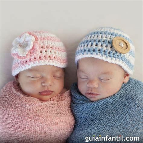 imagenes muy bonitas de bebes rosa y azul fotos de beb 233 s mellizos