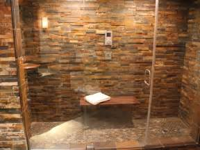 Shower Vs Bath 6 advantages of using natural stone during a shower remodel