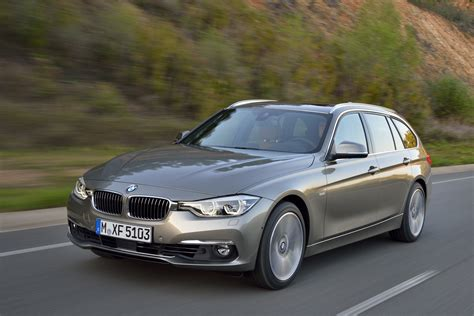 bmw 3 series facelift 2016 bmw 3 series facelift equipment lines detailed