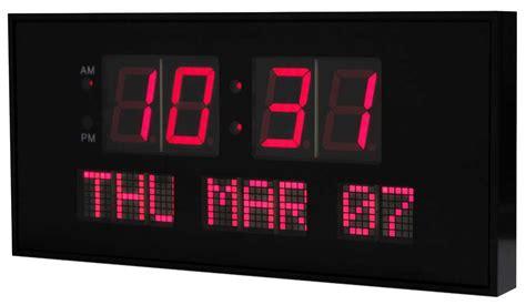digital wall clocks electric wall clock a great ornament knowledgebase