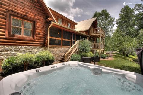 Great Smoky Mountain Rentals by Luxury Cabin Rental Near The Great Smoky Mountains